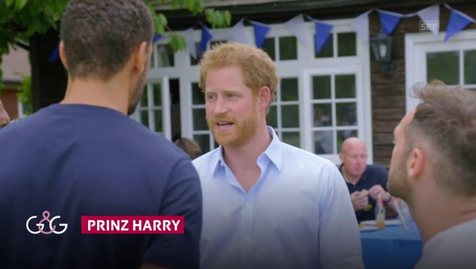 So ging Prinz Harry mit dem Tod von Mutter Diana um