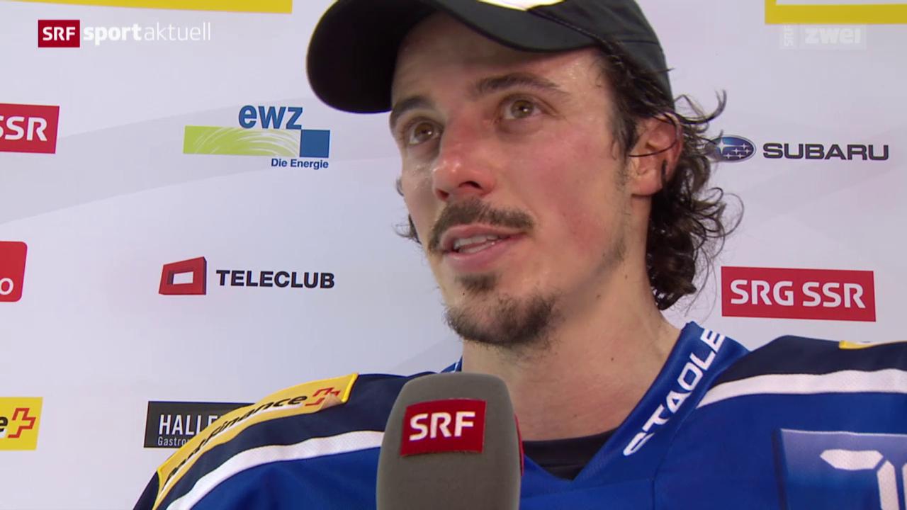 Eishockey: NLA, Stimmen zu ZSC Lions - Zug