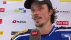 Video «Eishockey: NLA, Stimmen zu ZSC Lions - Zug» abspielen