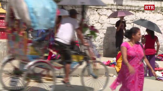 Laschar ir video «Metal rap e midar il mund en il Nepal»