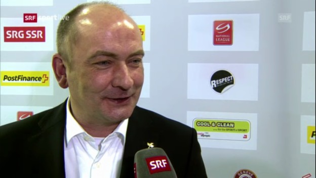 Video «Interviews Kloten Flyers («sportaktuell»)» abspielen