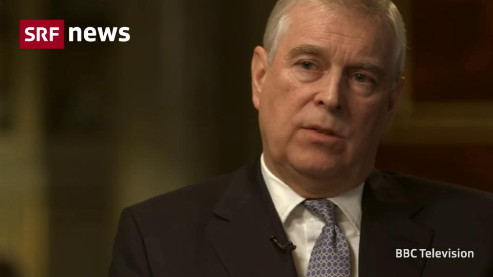 Wegen sexueller Belästigung: Klage gegen Prinz Andrew