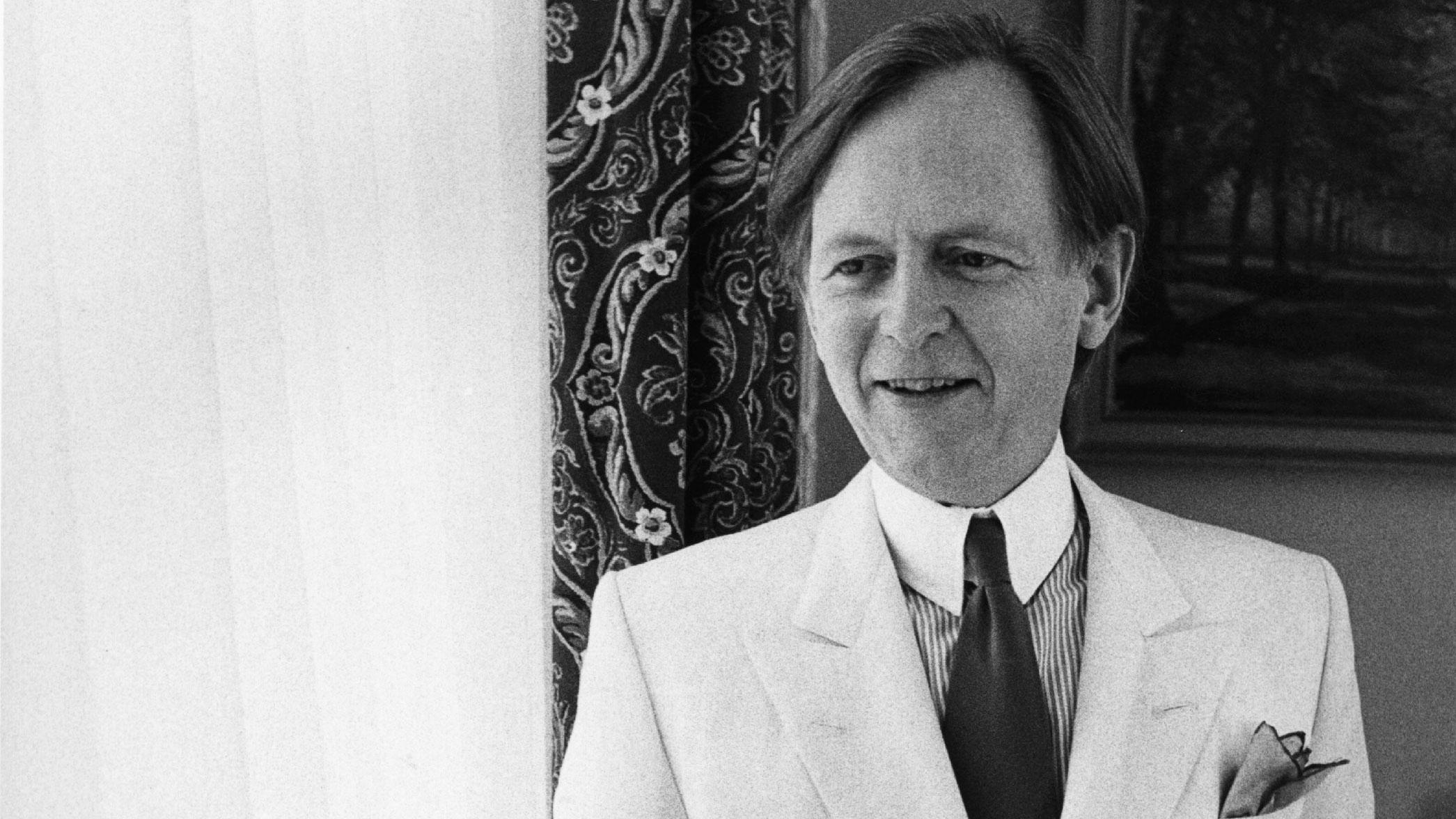 SRF-Literaturredaktor Julian Schütt über Tom Wolfe