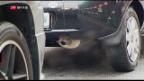 Video «Autoemissionen liegen deutlich über dem Grenzwert» abspielen