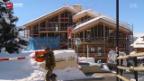 Video «Hat Verbier gegen Bauvorschriften verstossen?» abspielen