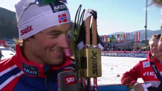 Interview mit Petter Northug