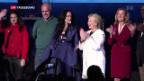 Video «Endspurt beim US-Wahlkampf» abspielen