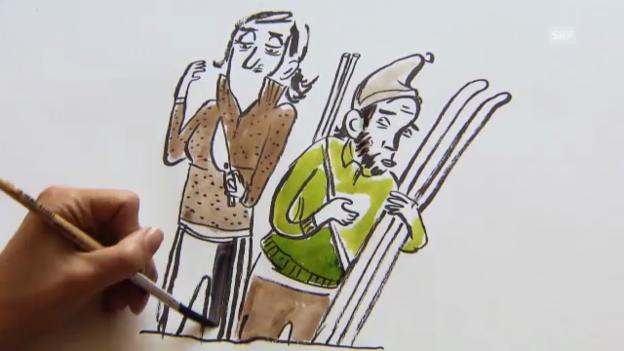 Video «Das Klischee der hinterwäldlerischen Bergler» abspielen