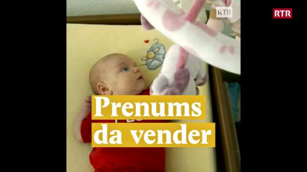 Laschar ir video «Prenum da vender»