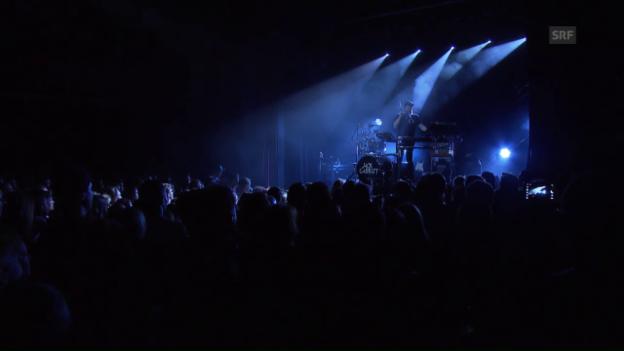 Video «Jack Garratt - «Far Cry» live im Zürcher Kaufleuten» abspielen