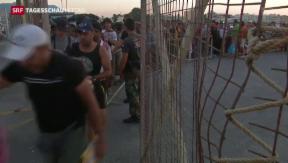 Video «Flüchtlinge auf Kos» abspielen