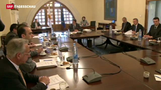 Zypern verschiebt Sondersitzung