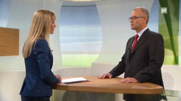 Video «Experten-Gespräch zur Knieprothese mit Dr. Bernhard Christen, orthopädischer Chirurg» abspielen
