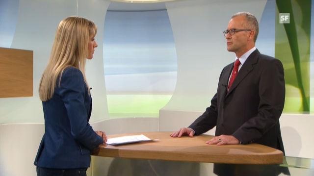 Experten-Gespräch zur Knieprothese mit Dr. Bernhard Christen, orthopädischer Chirurg