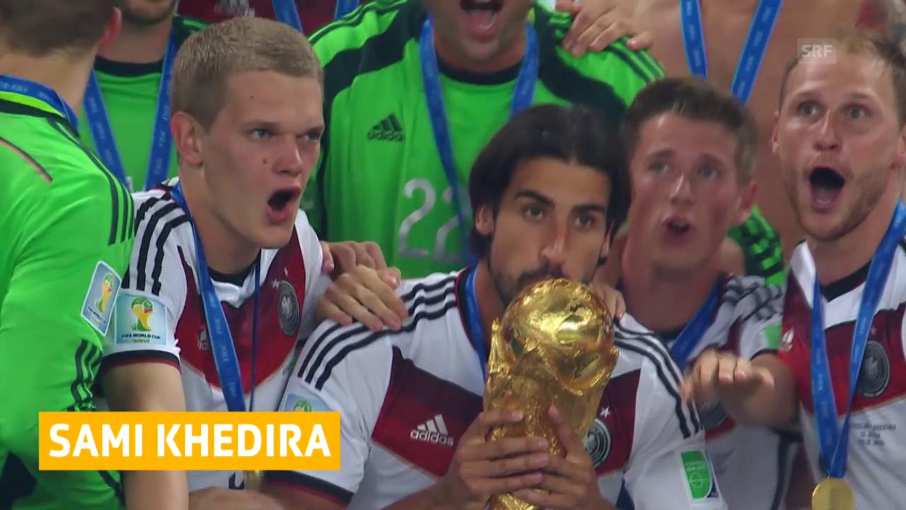 Fussball: Sami Khedira zu Juventus Turin