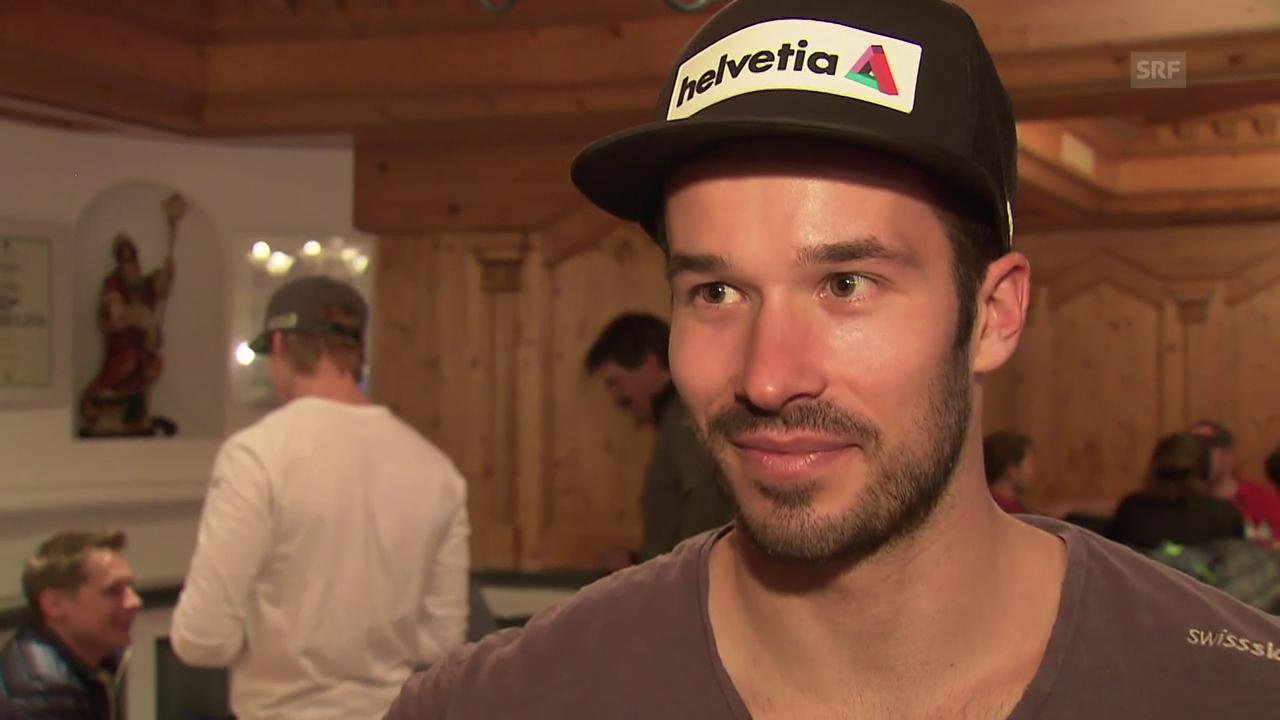 Roulin: «Der Startplatz im Weltcup gibt Selbstvertrauen»
