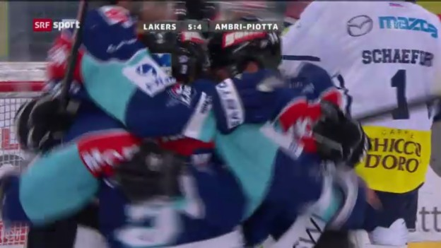 Video «NLA: Lakers - Ambri («sportaktuell»)» abspielen