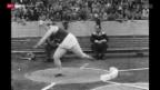 Video «Leichtathletik: Rückblick auf die EM 1954, Teil II» abspielen