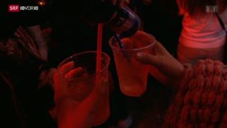 Video «Umstrittene Alkoholgesetz-Revision» abspielen
