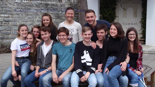 Laschar ir video «Singschule Chur»