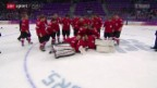 Video «Teil 1: Die Bronzemedaille der Eishockey-Frauen» abspielen