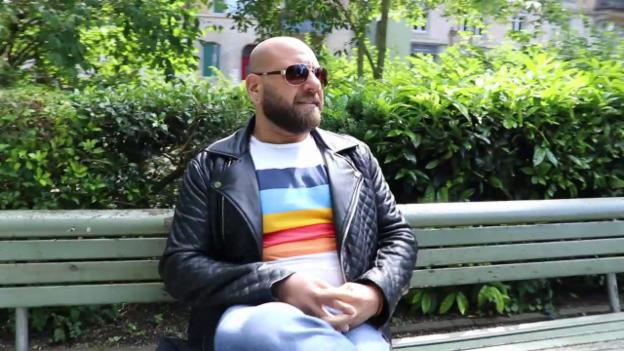 Video «Ein schwuler Iraker sucht Schutz in der Schweiz» abspielen