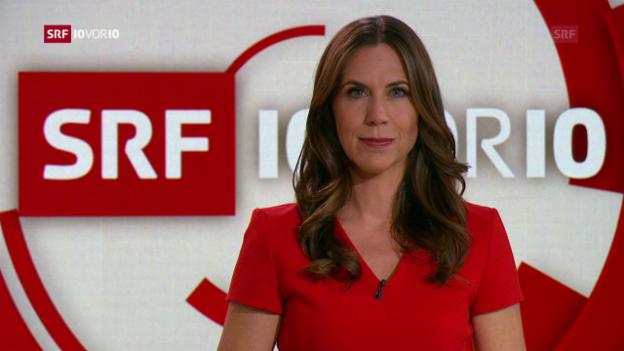 Video ««10vor10» fällt wegen technischer Probleme aus» abspielen