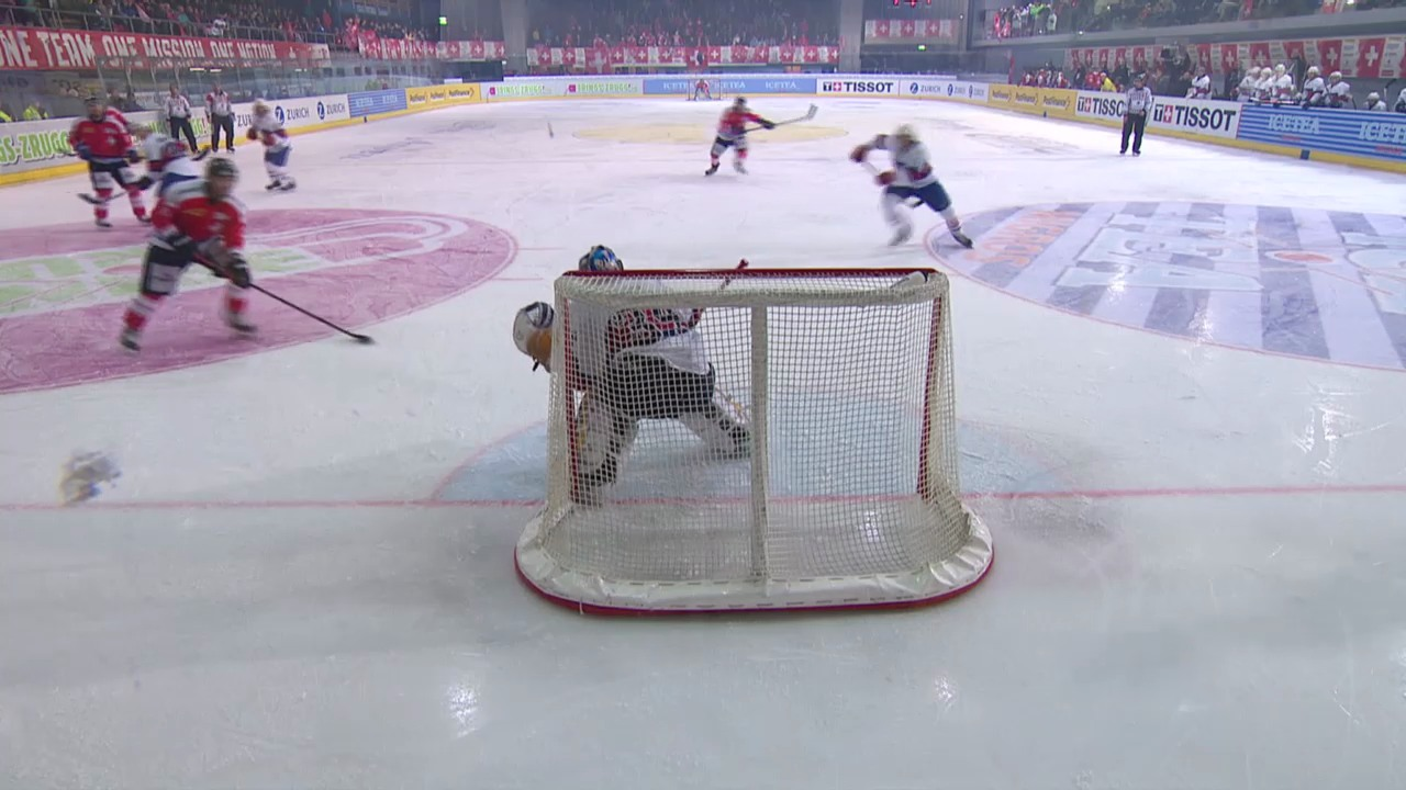 Highlights Schweiz-Norwegen («sportlive», 20.12.13)