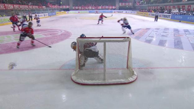Video «Highlights Schweiz-Norwegen («sportlive», 20.12.13)» abspielen