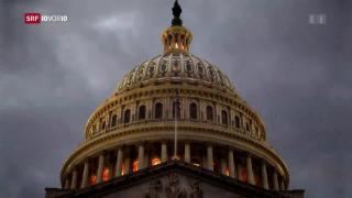 Video «Das Seilziehen rund um den Shutdown» abspielen