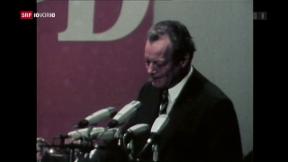 Video «Sozialisten europaweit in der Krise» abspielen