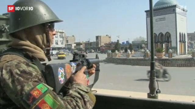 Taliban drohen mit Vergeltung