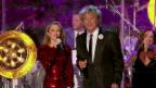 Video «Rod Steward & Kylie Minogue - «Let It Snow»» abspielen