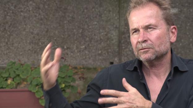 Video «Fünf Fragen an Ulrich Seidl» abspielen