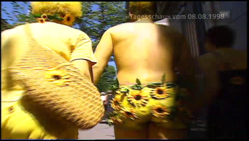 1998: «Modernes Brauchtum»