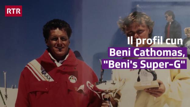 Laschar ir video «Il profil cun Beni Cathomas»