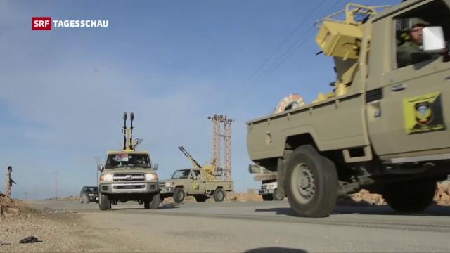 Zustimmung des Parlaments: Erdogan kann Kampftruppen nach Libyen schicken