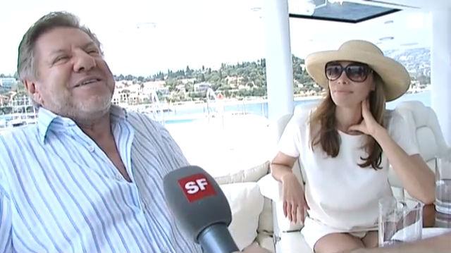 Luxus-Serie: Raquel und Jürg Marquard