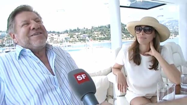 Video «Luxus-Serie: Raquel und Jürg Marquard» abspielen