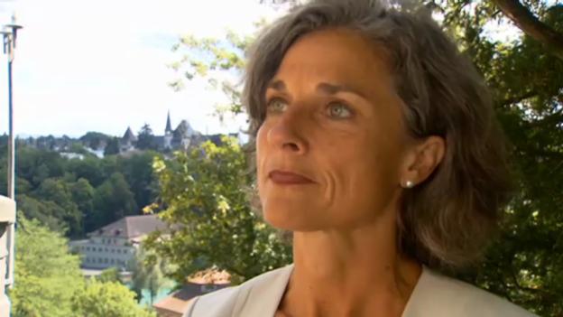 Video «SKOS-Geschäftsführerin zu den neuen Zahlen.» abspielen