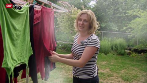 Wetterphänomene: Warum trocknet Wäsche bei Raumtemperatur? (3/5)