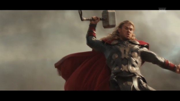 Video «Filmkritik zu «Thor – The Dark Kingdom»» abspielen