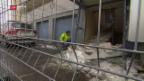 Video «Treppenhaus eingestürzt» abspielen
