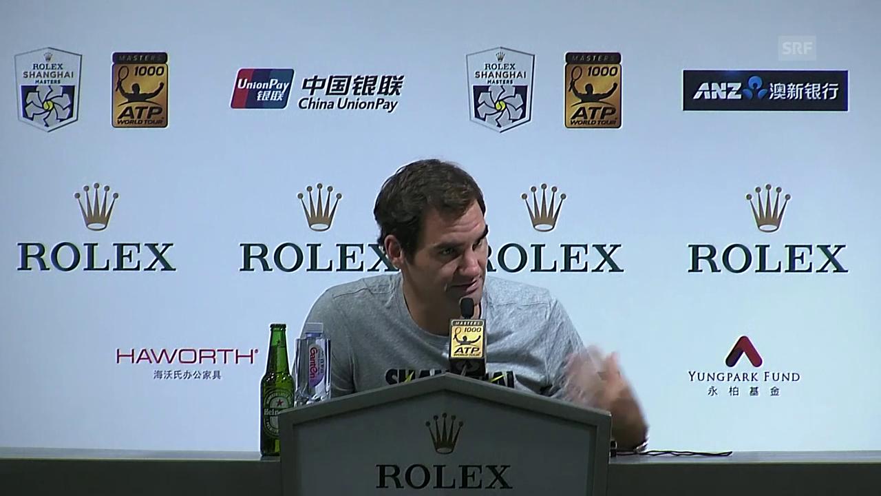 Federer: «Es wird immer unwahrscheinlicher»
