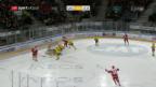 Video «Lausanne gelingt Revanche gegen Bern» abspielen