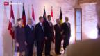 Video «EU plant Sondergipfel zu Flüchtlingskrise» abspielen