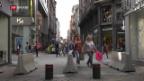 Video «FOKUS: Wie sicher sind die Innenstädte Europas?» abspielen