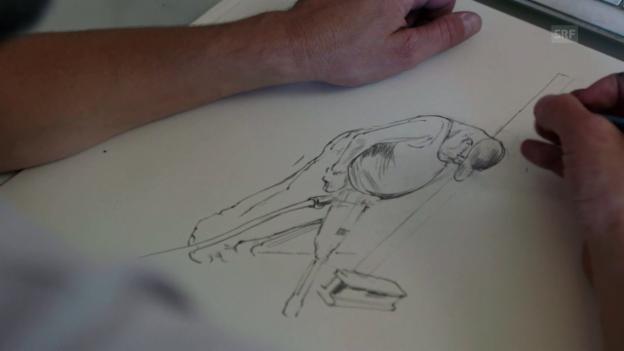 Video «Der Künstler: Christoph Fischer» abspielen