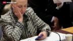 Video «Hillary Clintons E-Mail-Gate» abspielen