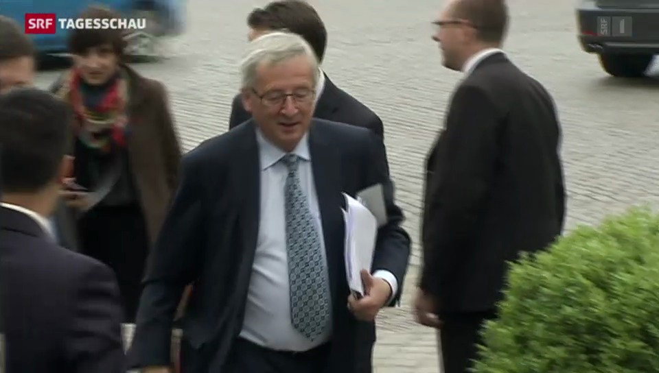 Jean-Claude Juncker in Poleposition für EU-Kommissions-Präsidium